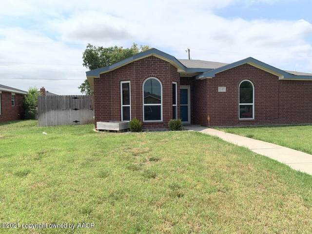 1149 Shasta Dr, Amarillo, TX 79110 (#21-4066) :: RE/MAX Town and Country