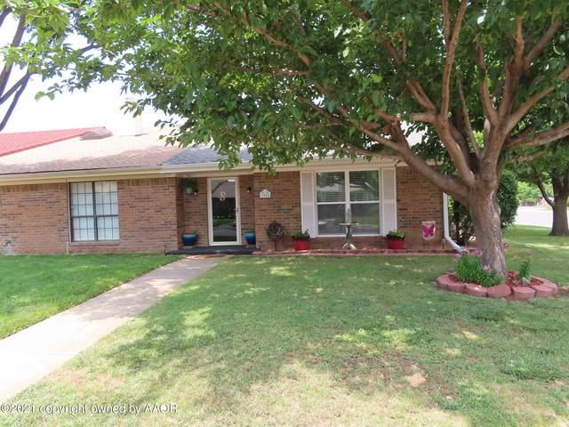3400 Gladstone Ln, Amarillo, TX 79121 (#21-4087) :: Keller Williams Realty