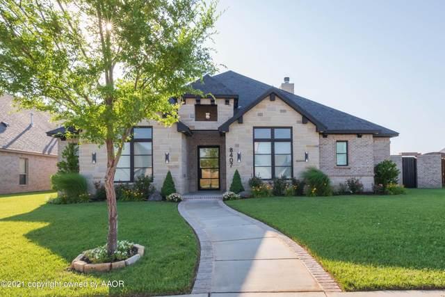 8407 Shadywood Dr, Amarillo, TX 79119 (#21-4089) :: Keller Williams Realty