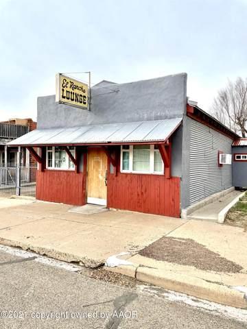 323 Main St, Borger, TX 79007 (#21-409) :: Lyons Realty