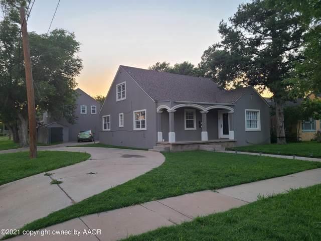 RWB Investments, Amarillo, TX 79106 (#21-4096) :: Keller Williams Realty
