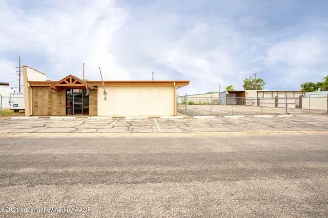 216 Lipscomb St, Amarillo, TX 79106 (#21-4100) :: Keller Williams Realty