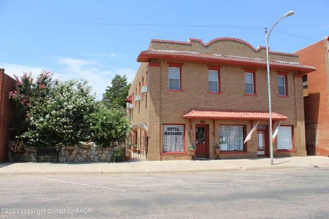 1115 Main St, Matador, TX 79244 (#21-4102) :: RE/MAX Town and Country