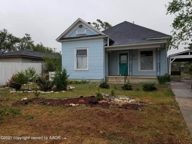 88 Virginia St, Amarillo, TX 79106 (#21-4109) :: Lyons Realty