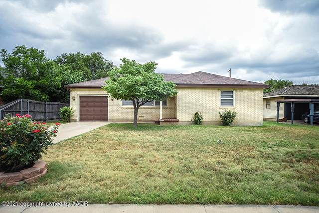 3114 Westhaven Dr, Amarillo, TX 79109 (#21-4111) :: RE/MAX Town and Country