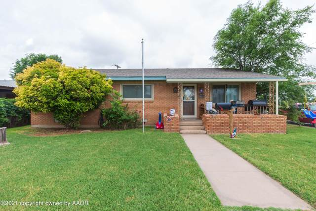 4700 Fannin St, Amarillo, TX 79110 (#21-4121) :: RE/MAX Town and Country
