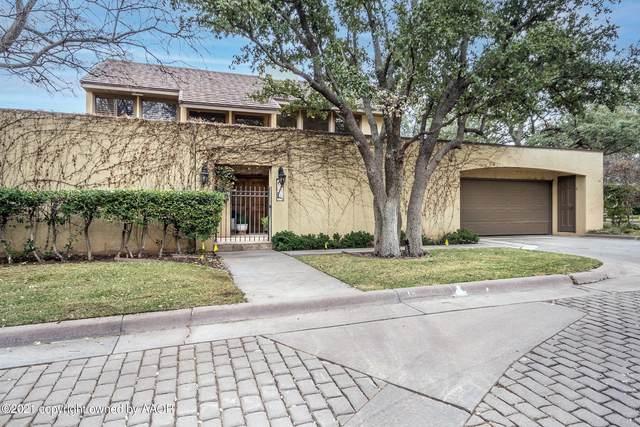 2 Woodstone St, Amarillo, TX 79106 (#21-413) :: Keller Williams Realty