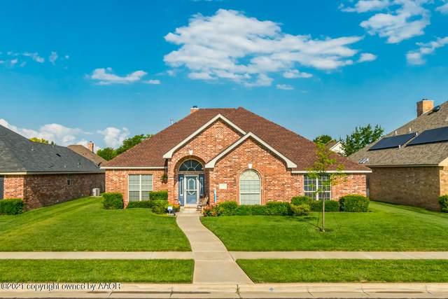 8402 Addison Drive, Amarillo, TX 79119 (#21-4132) :: Keller Williams Realty