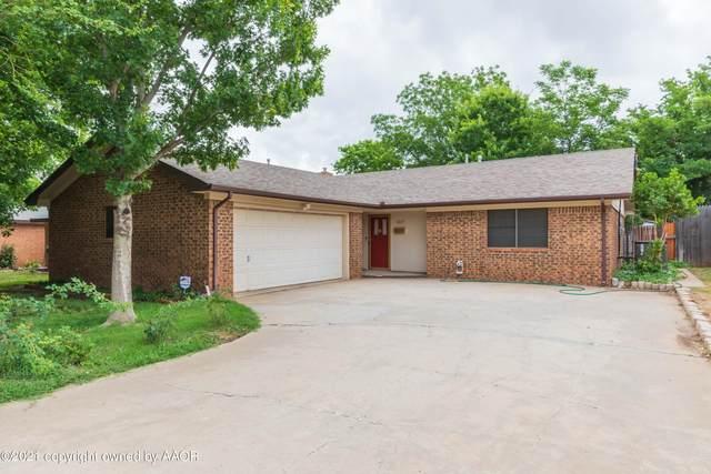 3117 Nebraska St, Amarillo, TX 79106 (#21-4143) :: Keller Williams Realty