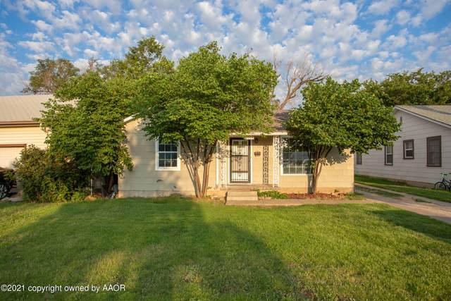 4004 Jackson St, Amarillo, TX 79110 (#21-4147) :: Keller Williams Realty