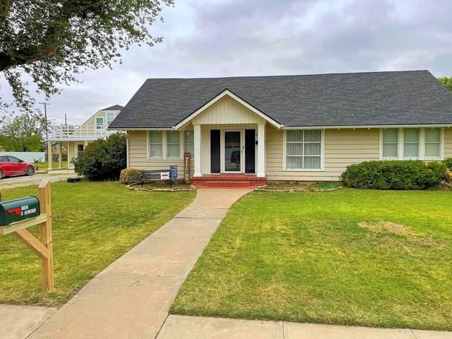 1102 Colgate St, Perryton, TX 79070 (#21-4148) :: Meraki Real Estate Group