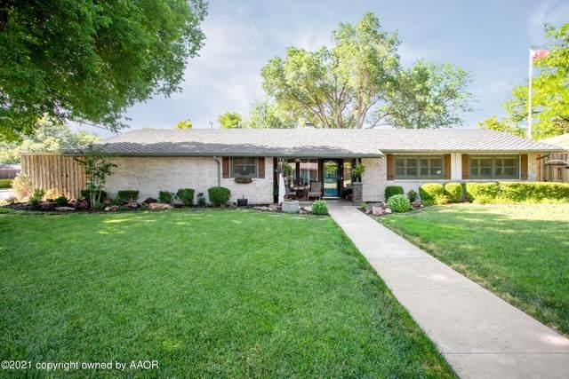 5501 Berget Dr, Amarillo, TX 79106 (#21-4161) :: Keller Williams Realty