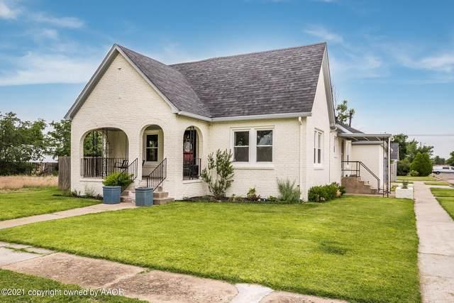 404 Dressen St, Spearman, TX 79081 (#21-4169) :: Live Simply Real Estate Group