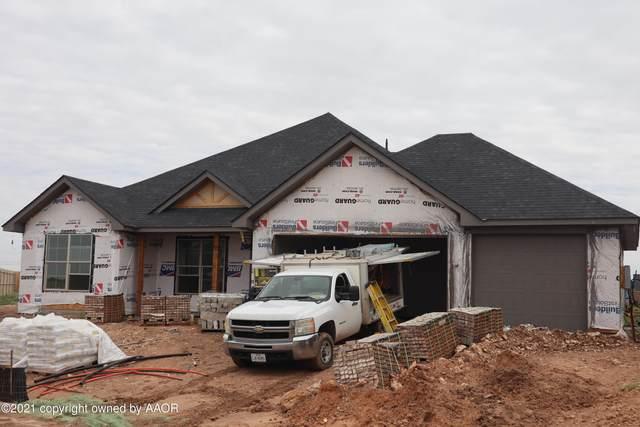 20 Rock Cove, Canyon, TX 79015 (#21-4172) :: Keller Williams Realty