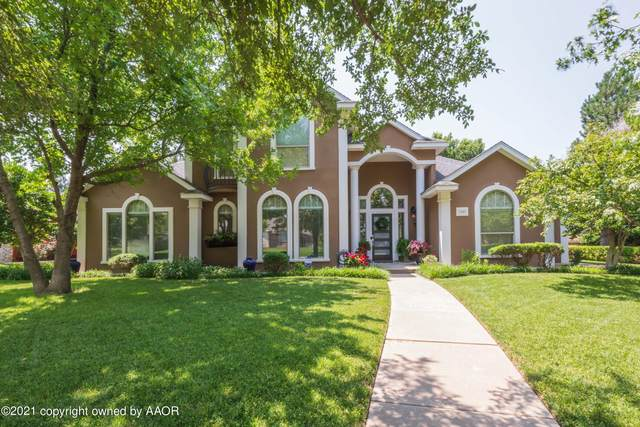 7407 Woodmont Dr, Amarillo, TX 79119 (#21-4183) :: Lyons Realty