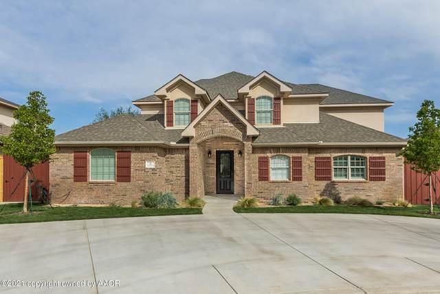 3 Shinnecock Dr, Amarillo, TX 79124 (#21-4187) :: Lyons Realty