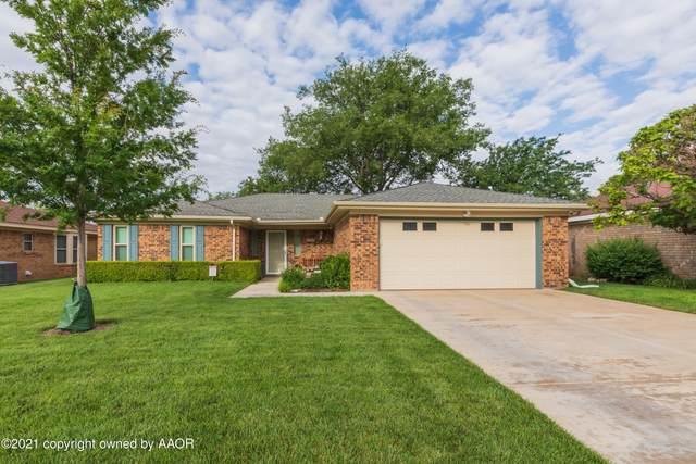7815 Cervin Dr, Amarillo, TX 79121 (#21-4194) :: Lyons Realty