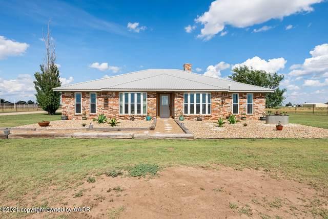13101 Zita Rd, Amarillo, TX 79118 (#21-4210) :: Keller Williams Realty