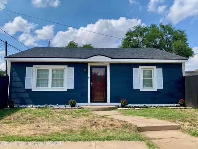 1210 17TH Ave, Amarillo, TX 79102 (#21-4261) :: Lyons Realty