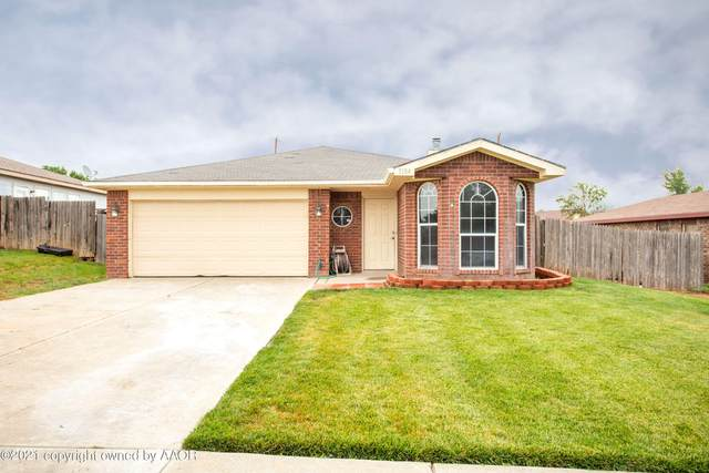 3104 Walnut St, Amarillo, TX 79107 (#21-4303) :: Live Simply Real Estate Group