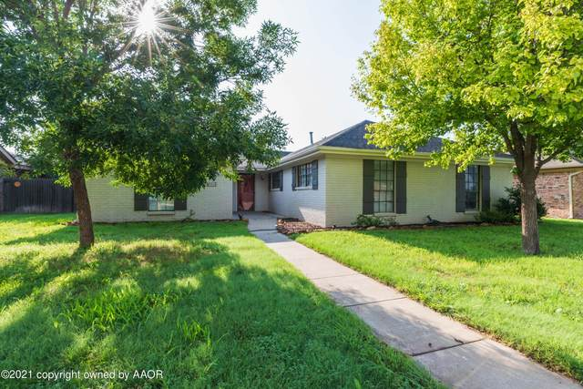 1031 Santa Fe Trl, Canyon, TX 79015 (#21-4310) :: Live Simply Real Estate Group