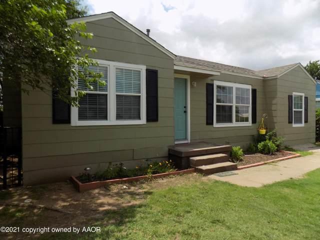 2602 20th Ave, Amarillo, TX 79107 (#21-4315) :: Lyons Realty