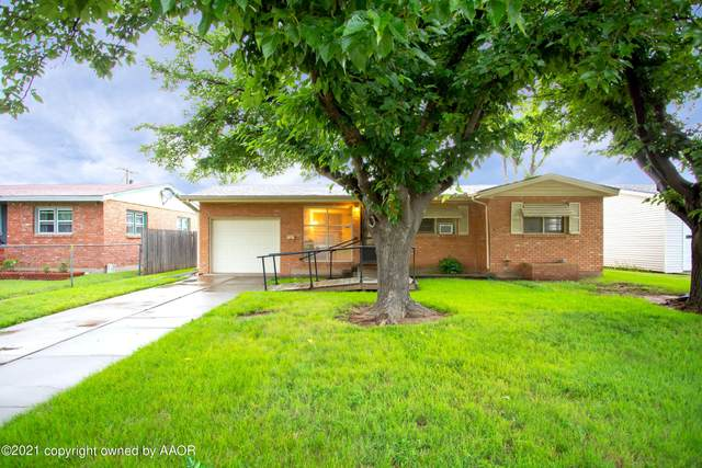 2725 Highland St, Amarillo, TX 79103 (#21-4320) :: RE/MAX Town and Country