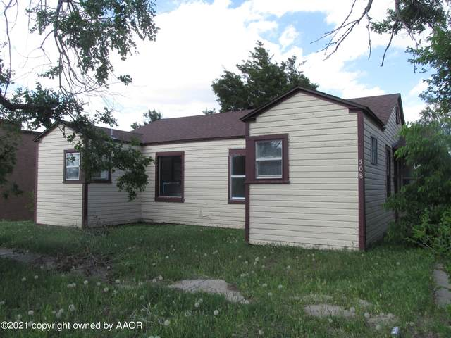 508 & 510 Frost St, Pampa, TX 79065 (#21-4324) :: Lyons Realty