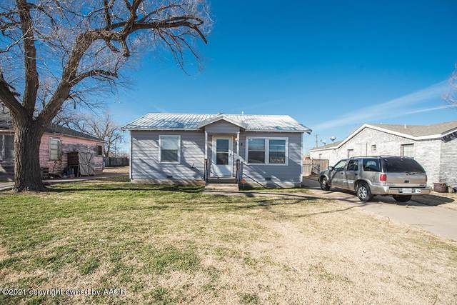 618 Dallas St, Amarillo, TX 79104 (#21-434) :: Elite Real Estate Group