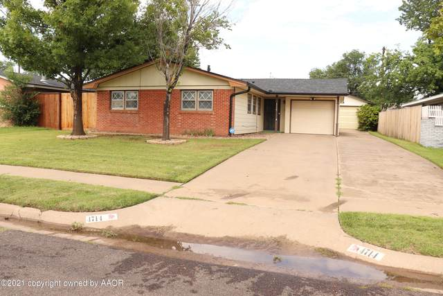 4714 Bryan St, Amarillo, TX 79110 (#21-4355) :: RE/MAX Town and Country