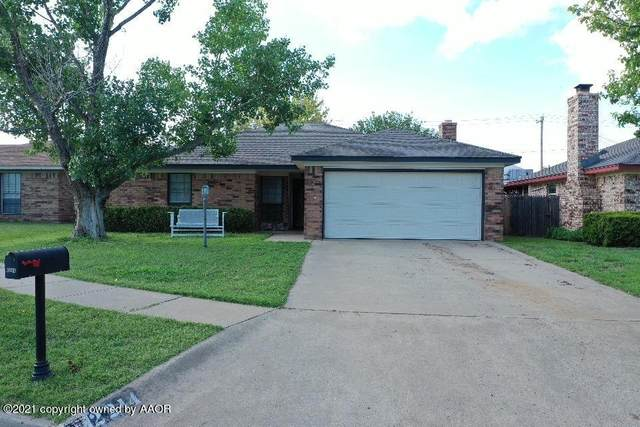 2214 Gresham Dr, Amarillo, TX 79110 (#21-4364) :: RE/MAX Town and Country