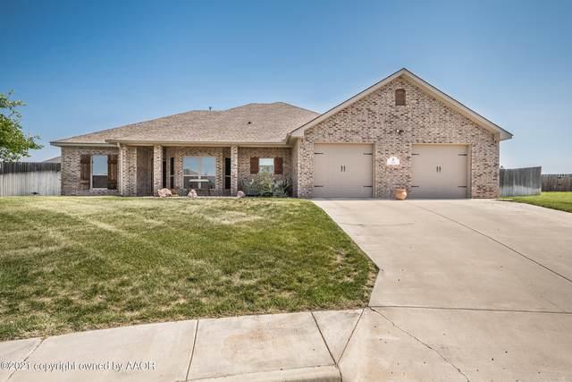 43 Quay Lane, Canyon, TX 79015 (#21-4365) :: Lyons Realty