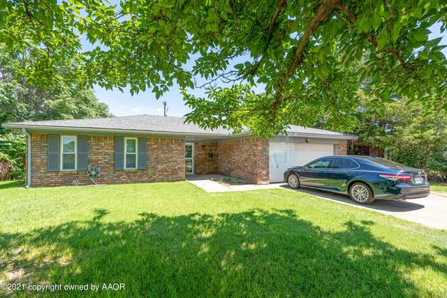 5308 Hillside Rd, Amarillo, TX 79109 (#21-4384) :: RE/MAX Town and Country