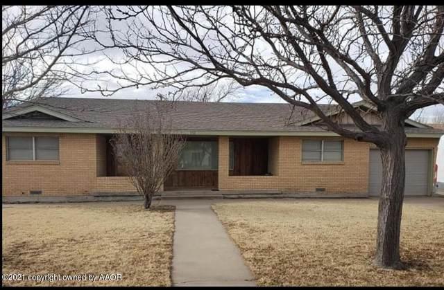 532 Main St., Booker, TX 79005 (#21-439) :: Lyons Realty