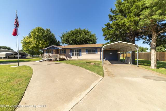 606 Hoyne Ave, Fritch, TX 79036 (#21-4393) :: Live Simply Real Estate Group
