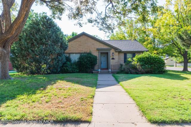 2613 Travis St, Amarillo, TX 79109 (#21-4396) :: RE/MAX Town and Country