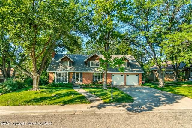 4403 Jennie Ave, Amarillo, TX 79106 (#21-4418) :: Lyons Realty