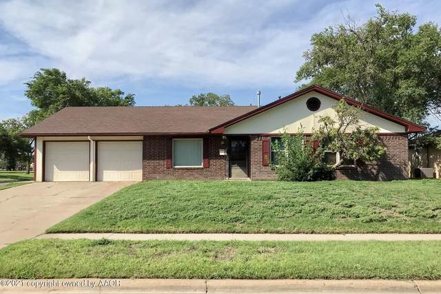 5228 37th Ave, Amarillo, TX 79109 (#21-4429) :: Keller Williams Realty
