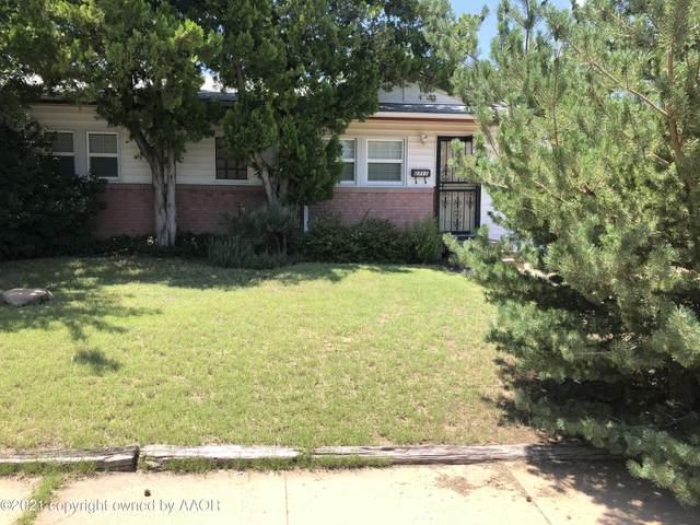 2711 Magnolia St, Amarillo, TX 79107 (#21-4437) :: Live Simply Real Estate Group