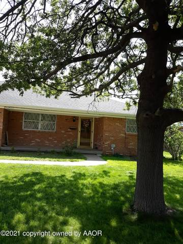 4719 Cherokee Trl, Amarillo, TX 79109 (#21-4440) :: RE/MAX Town and Country