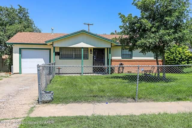 2504 Redondo Dr, Amarillo, TX 79107 (#21-4447) :: Lyons Realty