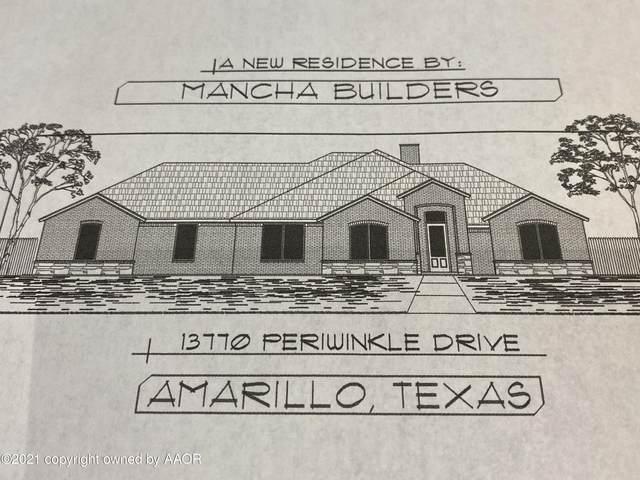 13770 Periwinkle Dr, Amarillo, TX 79119 (#21-445) :: Elite Real Estate Group