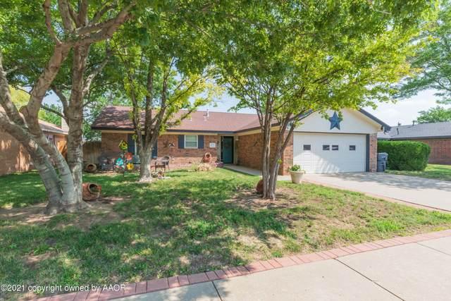 6712 Foothill Dr, Amarillo, TX 79124 (#21-4463) :: Keller Williams Realty