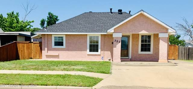 321 Sumner, Pampa, TX 79065 (#21-4464) :: Live Simply Real Estate Group