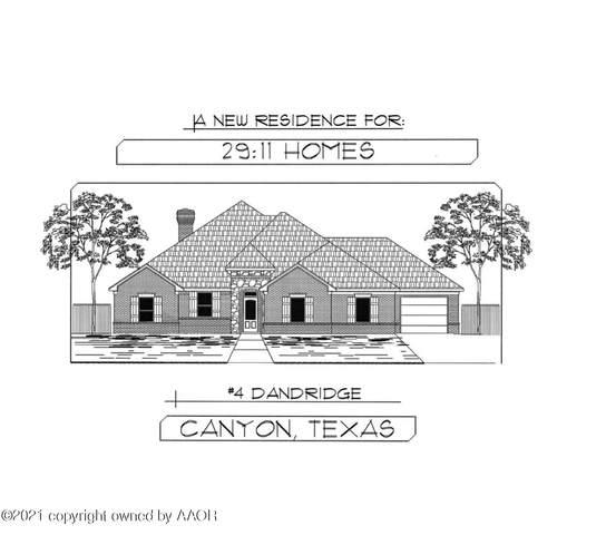 4 Danridge Dr, Canyon, TX 79015 (#21-4466) :: Lyons Realty