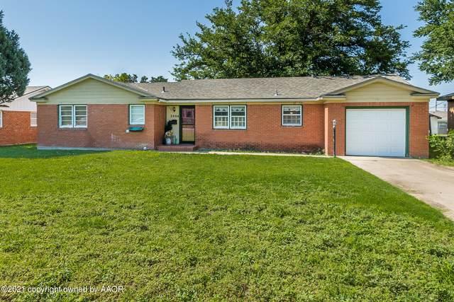 2404 9TH Ave, Canyon, TX 79015 (#21-4469) :: Lyons Realty