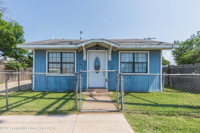 611 3RD Ave, Amarillo, TX 79107 (#21-4471) :: Live Simply Real Estate Group