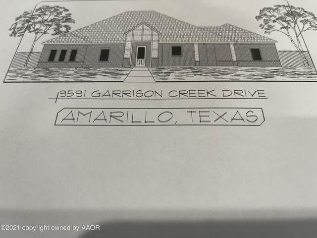 9591 Garrison Creek, Amarillo, TX 79119 (#21-4474) :: RE/MAX Town and Country
