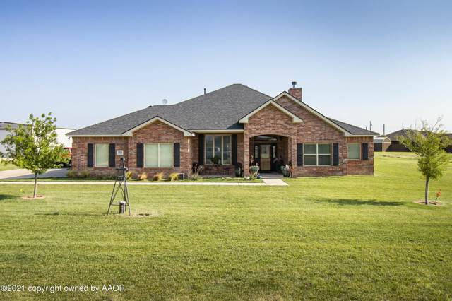 19100 Sundancer Ln, Amarillo, TX 79124 (#21-4477) :: RE/MAX Town and Country