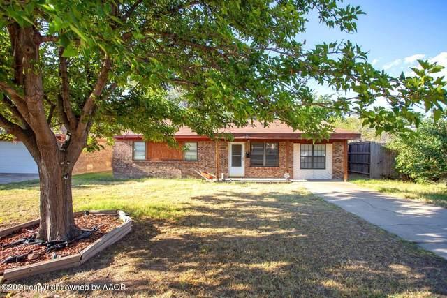 1702 9TH Ave, Canyon, TX 79015 (#21-4478) :: Lyons Realty